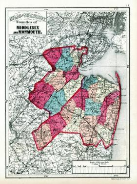 1873, Middlesex and Monmouth Counties, New Jersey, United States