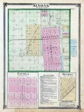 1873, Minonk, Panola, Benson, Illinois, United States