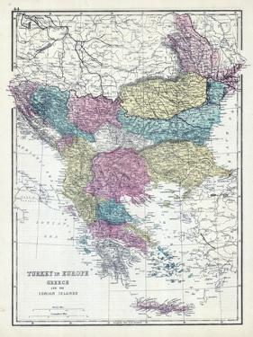 1873, Turkey, Greece, Ionian Islands