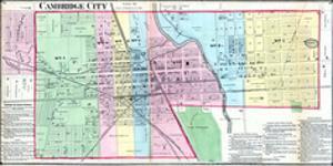 1874, Cambridge City, Indiana, United States