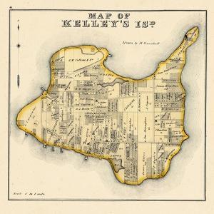 1874, Kelley's Island, Ohio, United States