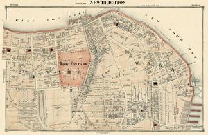 1874, New Brighton, New York, United States, Staten Island, Hamilton Park