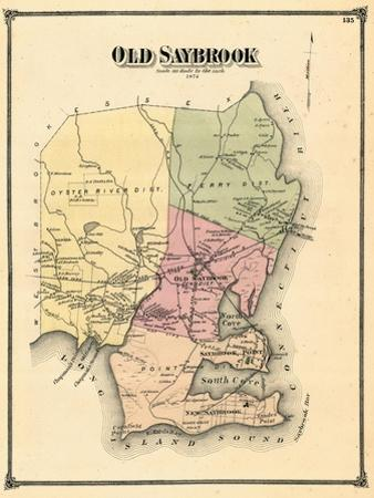 1874, Old Saybrook, Connecticut, United States