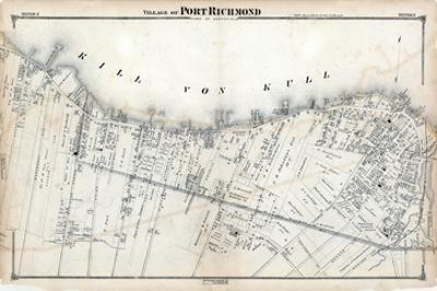 1874, Staten Island, Port Richmond Village, New York, United States