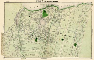 1874, West New Brighton, New York, United States, Staten Island