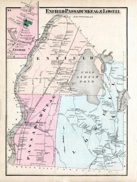 1875, Enfield, Passadumkeag, Lowell, Maine, United States
