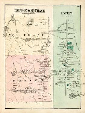 1875, Patten, Mt Chase, Maine, United States