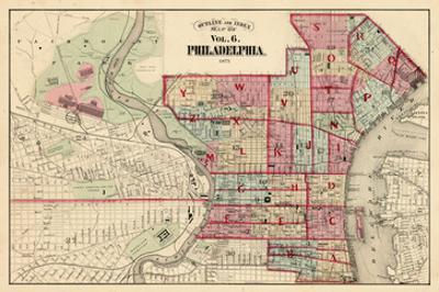 1875, Philadelphia, Pennsylvania, United States