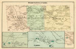 1875, Plymouth, Etna, Carmel, Maine, United States