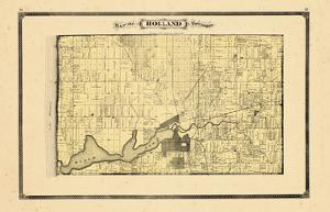 1876, Holand Township, Michigan, United States