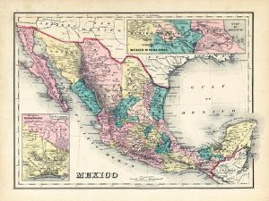 1876, Mexico, Panama, North America