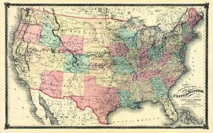 1876, United States Railroad, Missouri, United States