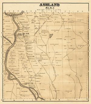 1877, Ashland, Maine, United States