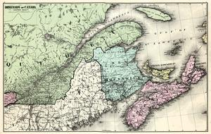 1877, Dominion of Canada - Eastern Sheet