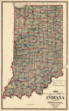 1877, Indiana State, Indiana, United States