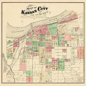 1877, Kansas City and Suburbs, Missouri, United States