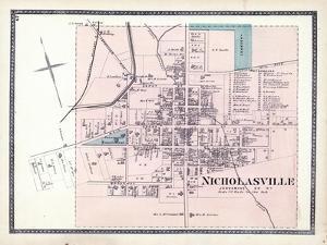 1877, Nicholasville, Kentucky, United States