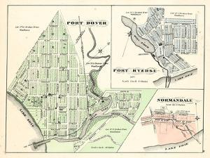 1877, Port Dover, Port Ryerse, Normandale, Canada