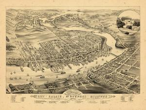 1879, Calais, Maine