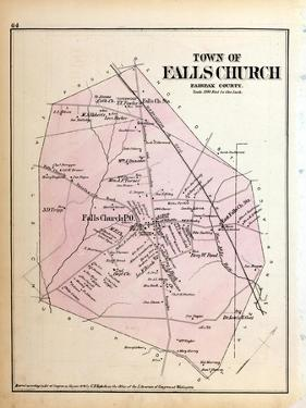 1879, Falls Church Township, District of Columbia, United States