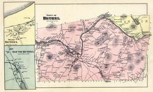 1880, Bethel Town, Bethel West, Bethel South, Maine, United States