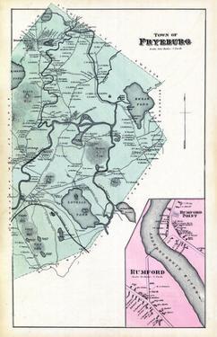 1880, Fryeburg Town, Rumford, Rumford Point, Maine, United States