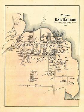 1881, Bar Harbor Village, Maine, United States