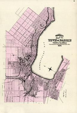 1881, Barrie, Canada