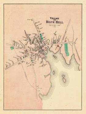 1881, Blue Hill Village, Maine, United States