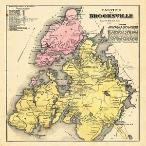 1881, Brooksville and Castine, Maine, United States