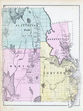 1881, Dennysville, Marion, Edmunds, Maine, United States