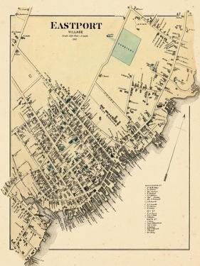 1881, Eastport Village, Maine, United States