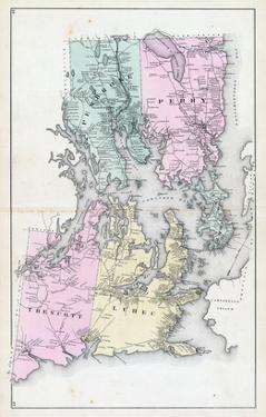 1881, Pembroke, Perry, Trescott, Lubec, Maine, United States