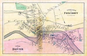 1882, Dover Village, Foxcroft Village, Maine, United States