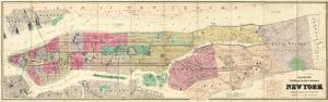 1882, New York City and County 1882, New York, United States