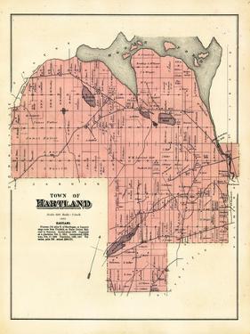 1883, Hartland Town, Maine, United States
