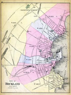 1884, Rockland City, Maine, United States