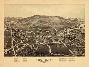 1886, Norway, Maine