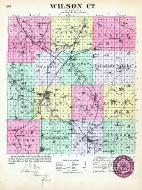 1887, Wilson County, Kansas, United States