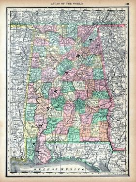 1890, United States, Alabama, North America, Alabama, USA