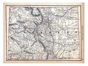 1890, United States, Colorado, North America, Colorado
