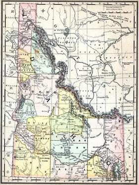 1890, United States, Idaho, North America, Idaho