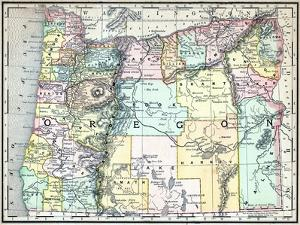 1890, United States, Oregon, North America