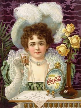 1890s USA Coca-Cola Magazine Advertisement