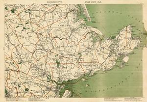 1891, Essex, Boxford, Rowley, Cape Ann, Gloucester, Rockport, Marblehead, Salem, Massachusetts