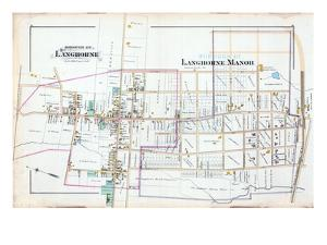 1891, Langhorne, Langhorne Manor, Pennsylvania, United States