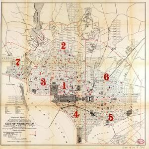 1891, Police and fire Departments, District of Columbia, United States