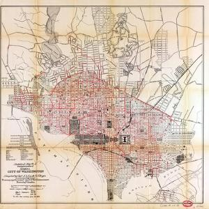1891, Sewers, District of Columbia, United States