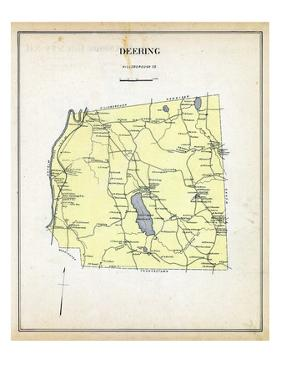 1892, Deering, New Hampshire, United States