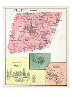 1892, Grafton, Franconia Town, Grafton Town, Grafton East, New Hampshire, United States